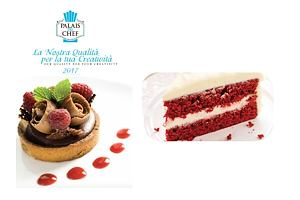 Red Velvet mix Palais du Chef - 2,5 kg