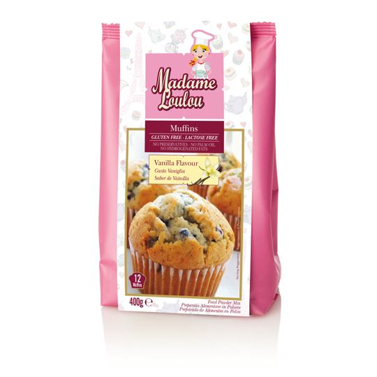 MUFFIN Madame Loulou - 6x400g
