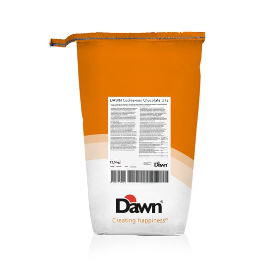 DAWN Cookie-mix Chocolate UTZ 12,5 kg